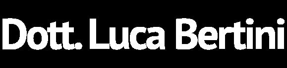Dottor Luca Bertini
